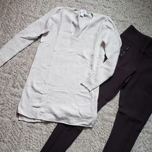 Tunic style sweater